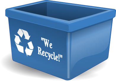2018 Recycling Schedule