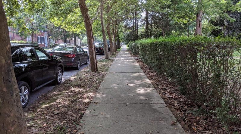 Sidewalk Grant Incentive